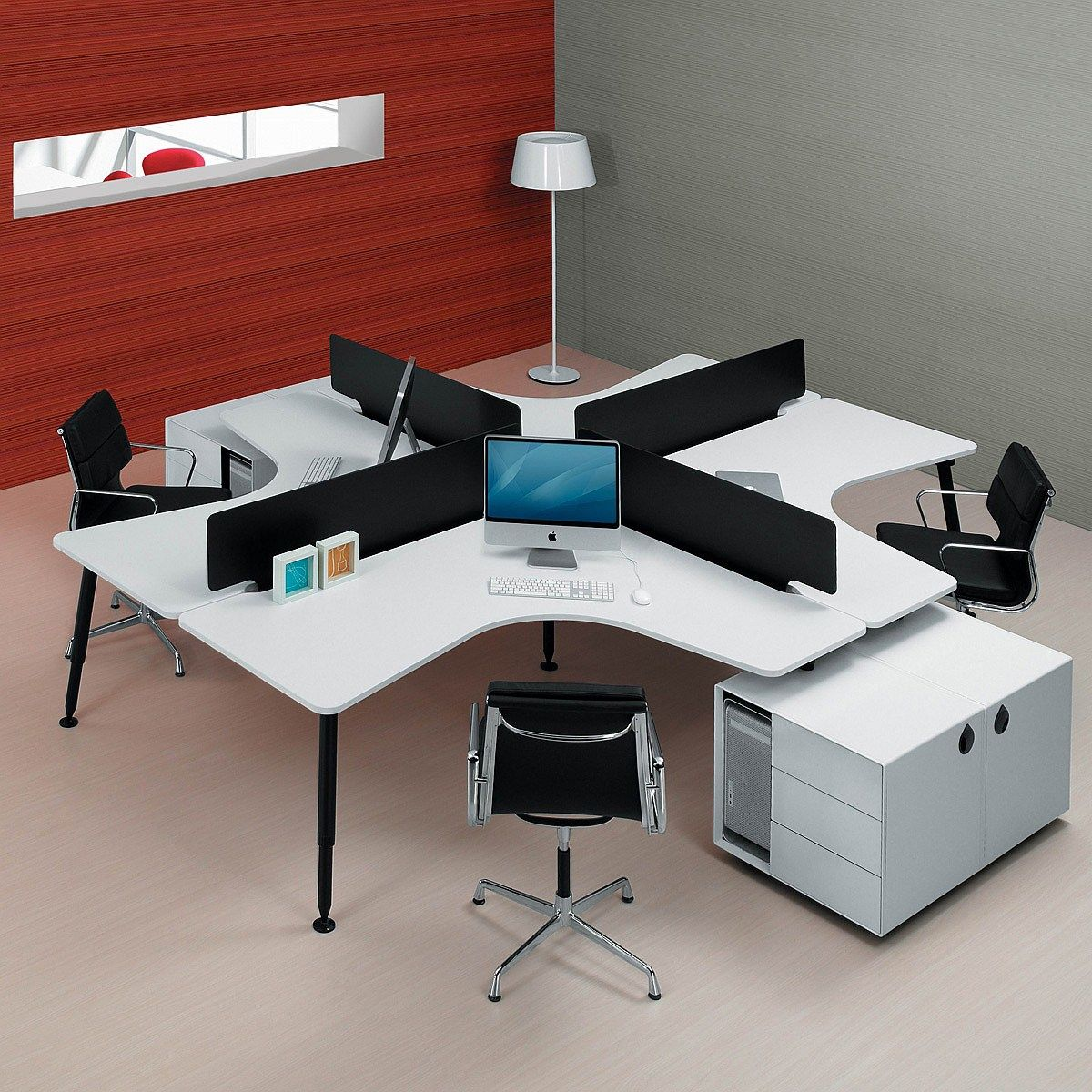 Office Furniture Online, Open Office Design