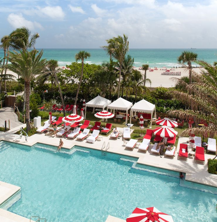 Hotel Edition Faena Miami Beach Florida Hotels Beach Vacation