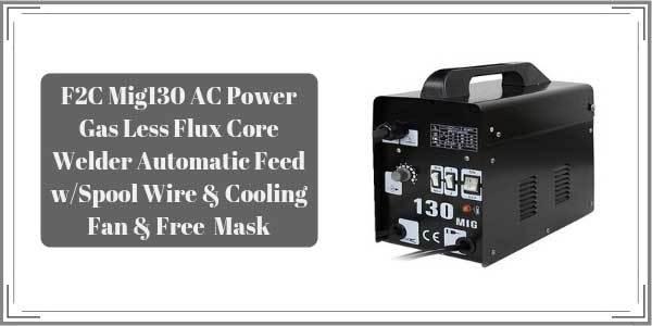 Gas Less Automatic Flux Core Welder Flux Core Welding Mig
