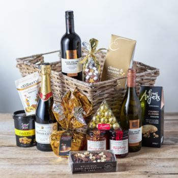 Christmas sparkle hamper for her waitrose gifts big day one day christmas sparkle hamper for her waitrose gifts solutioingenieria Image collections