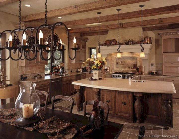 French Country Kitchen 18 Kitchen Room Ideas in 2018 Pinterest