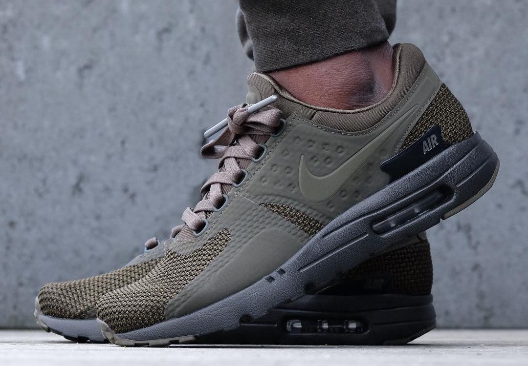 3106aed9d4 Nike Air Max Zero Premium 'Dark Loden' (via Kicks-daily.com)   Shoe ...