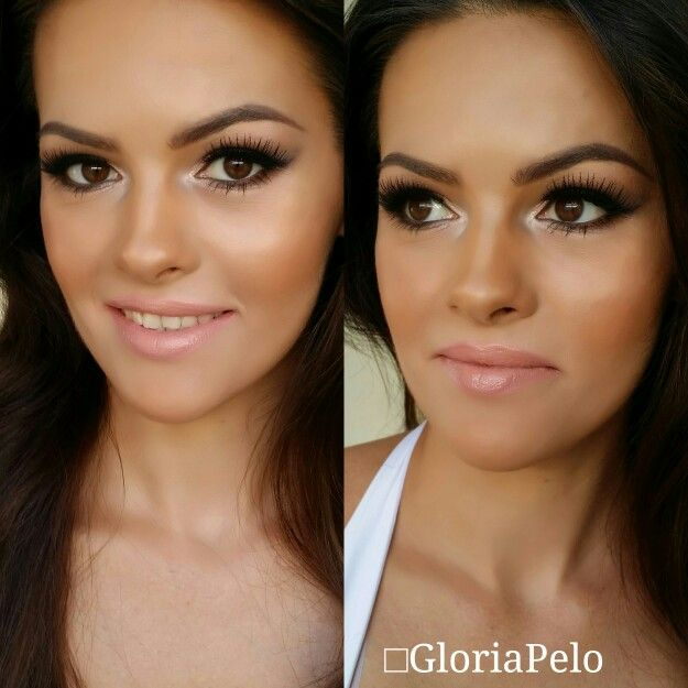 Bridal makeup #gloriapelo #guruofbrides #bridalmakeup @elcuartodelanovia #elcuartodelanoviarealitytv