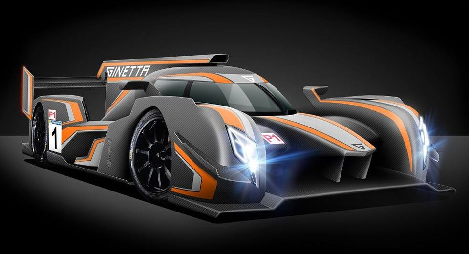 Ginetta Steps Up To The Big Leagues With New LMP1 Prototype ...