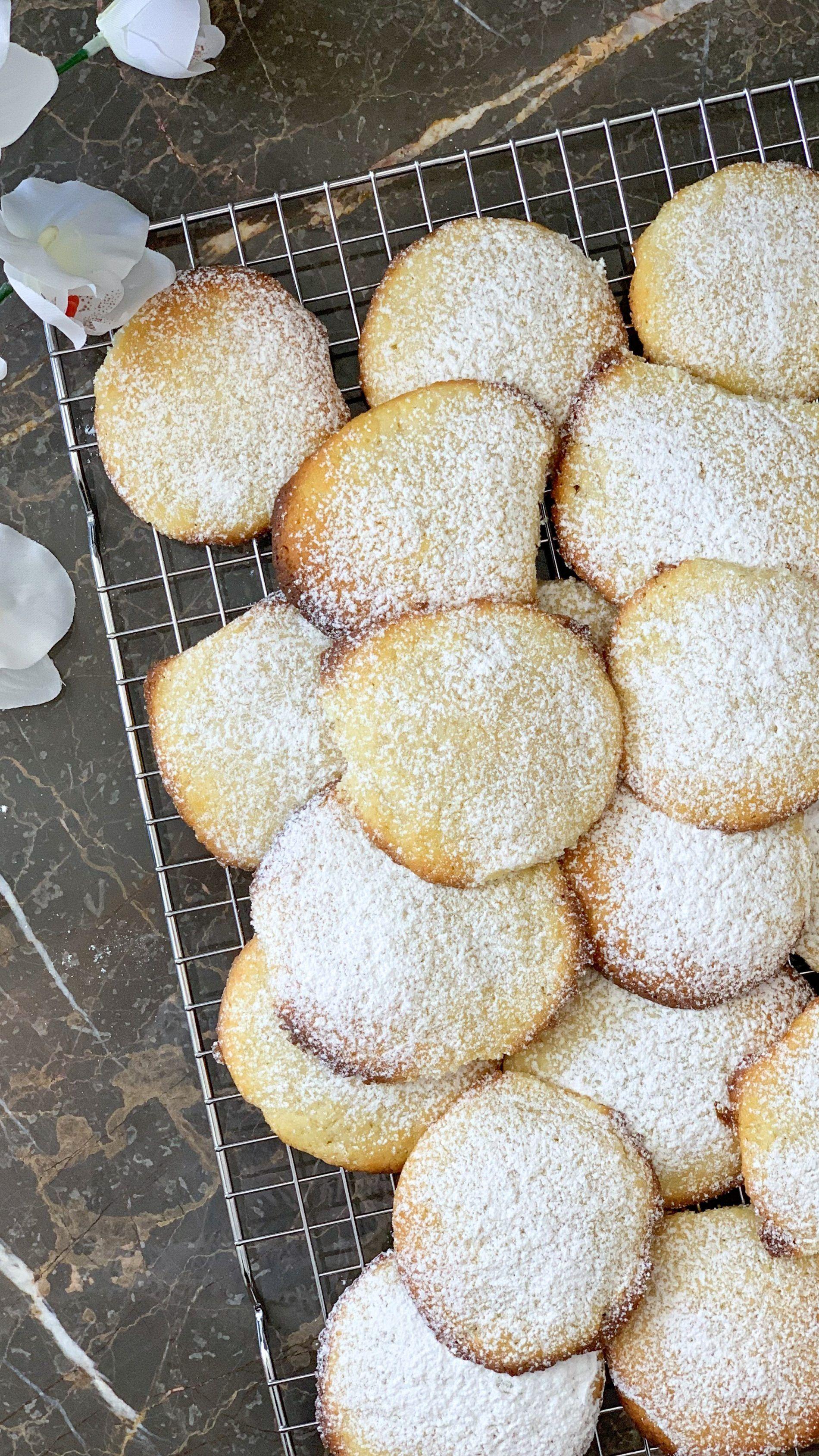 Quark Cookies - SaltSugarLove