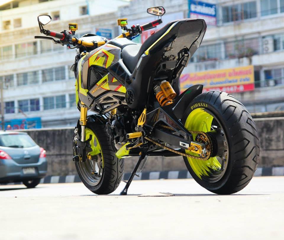 Pin By Edward Pless On Motorbikes Honda Grom Honda Grom Custom