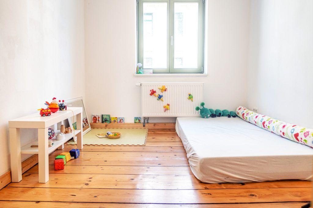 Montessori Baby Kinderzimmer Ab 10 Monaten Baby Kinderzimmer