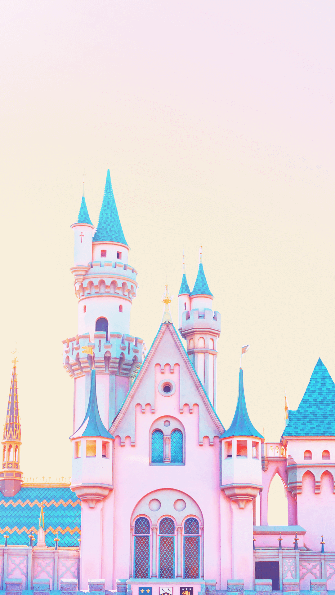 8 Disneyland Mobile Wallpapers Wallpaper Freebies Disney