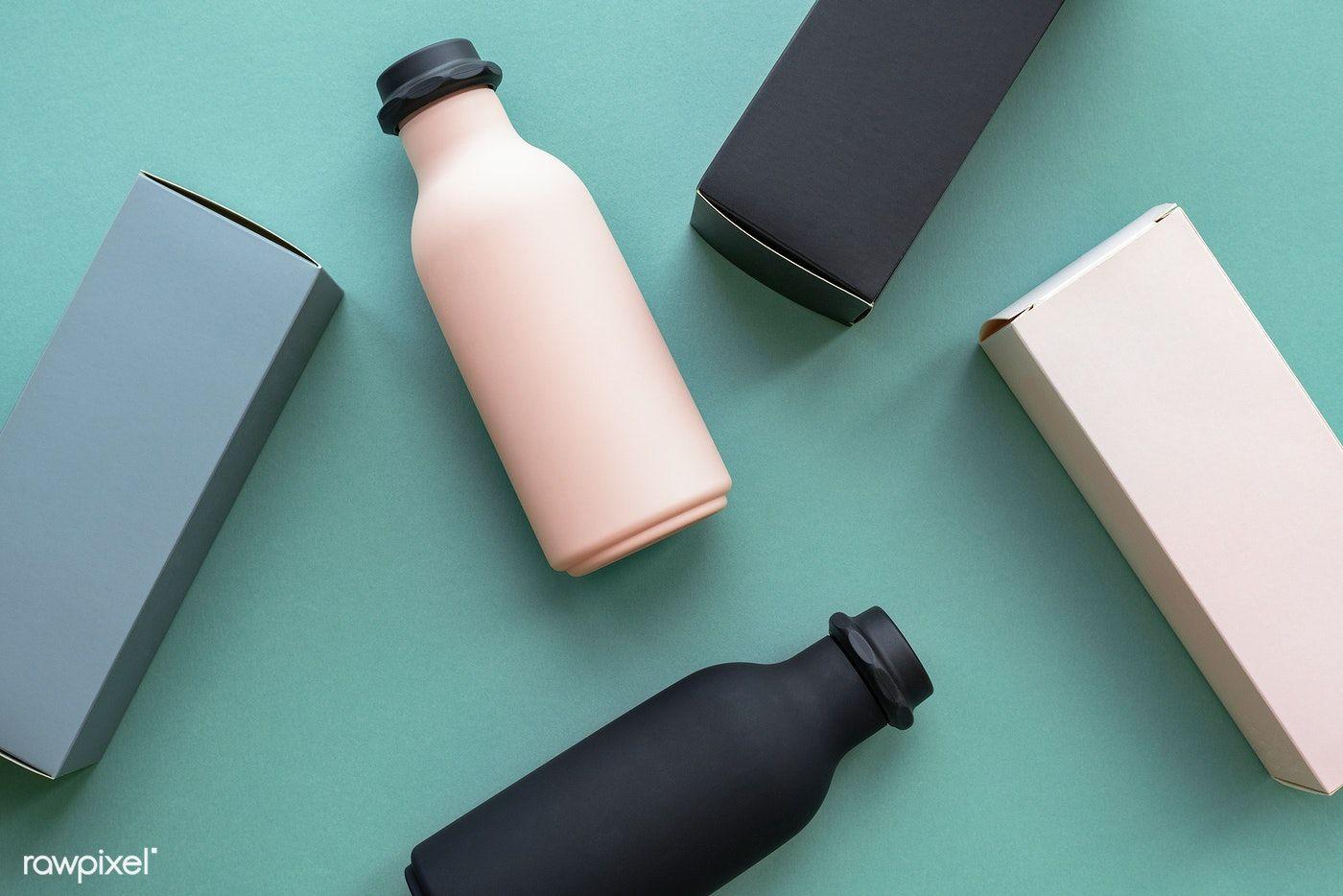 Download Premium Psd Of Minimal Reusable Water Bottle Mockup Design 1209846 Bottle Mockup Mockup Design Water Bottle