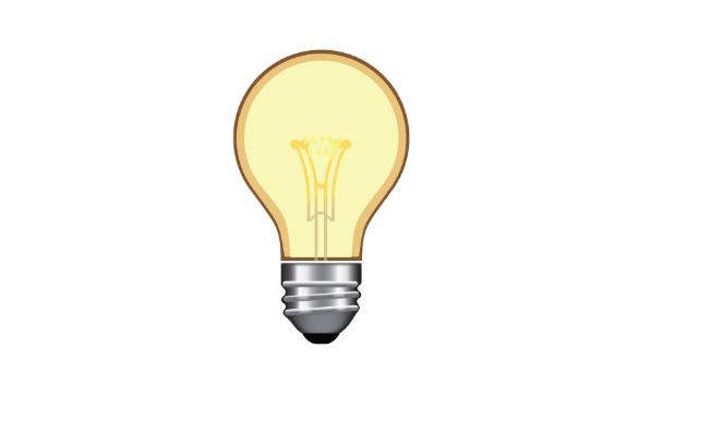 Electric Light Bulb Emoji Https Www Emojimantra Com