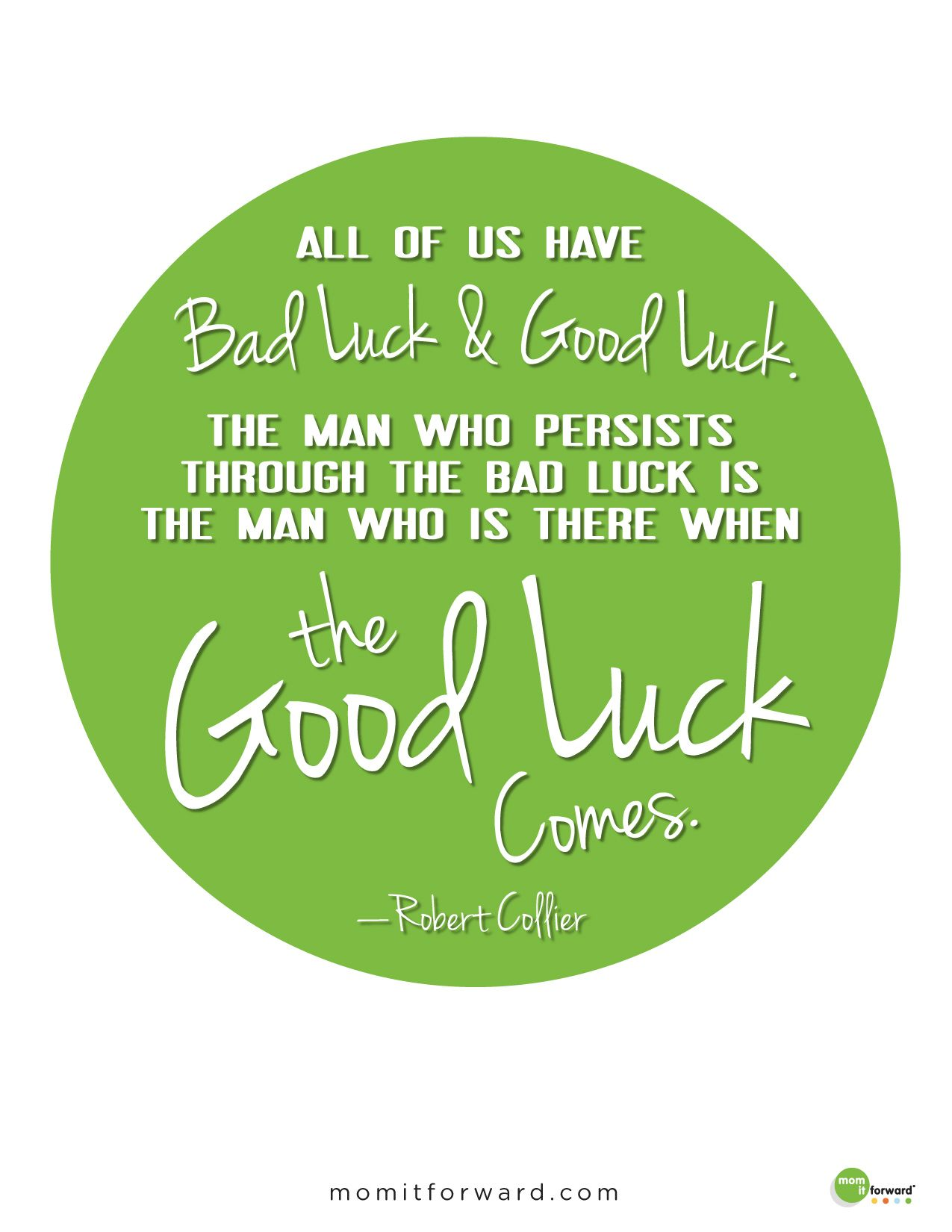free printable Celebrate St Patrick's Day with a good luck