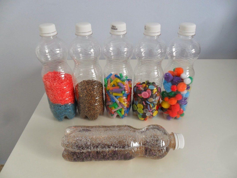 Sensory Bottles A Fun Stimulation Tool