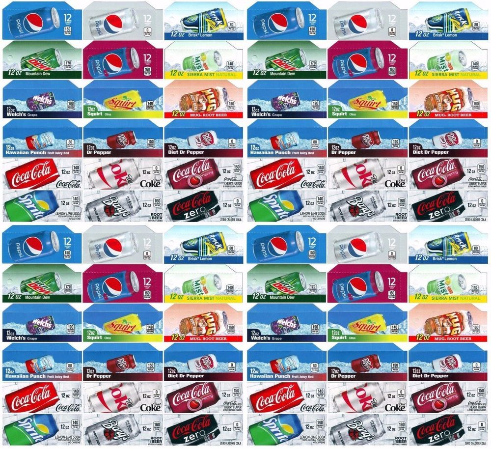 photograph relating to Free Printable Vending Machine Labels known as Qty 72 COKE OR SODA Gadget VENDING Amount LABEL PACK