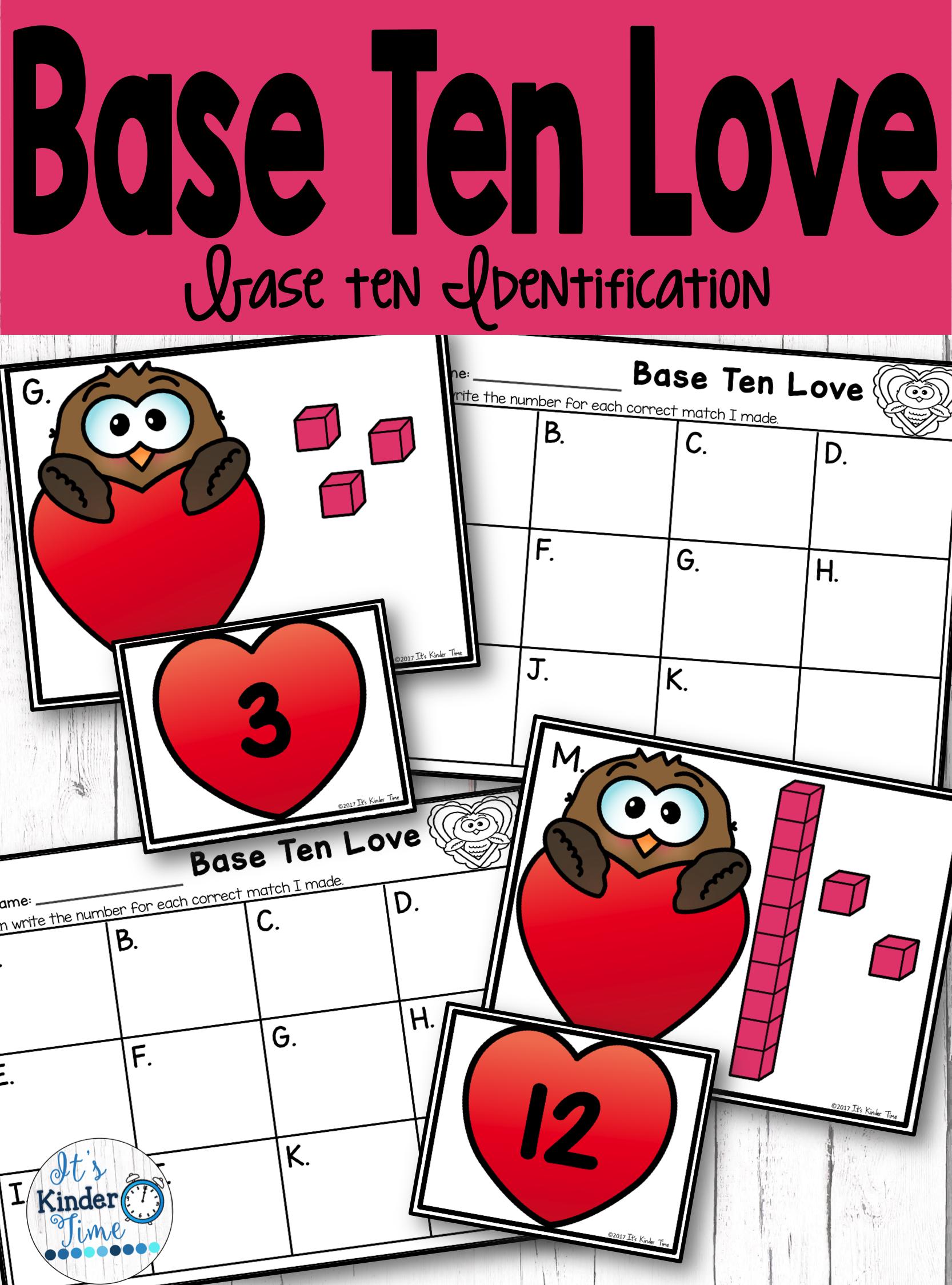 Base Ten Love