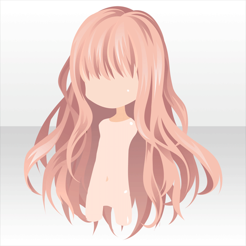 pin chey cat anime hair