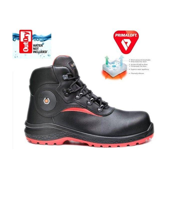 Botas De Seguridad Base Be Dry B0895 Membrana Y Primaloft S3 Sro Ci Wr Src Comprar Online Calzado De Seguridad Bota De Seguridad Zapatos De Seguridad