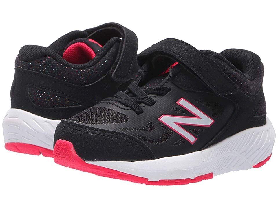 New Balance Kids KV519v1I (Infant/Toddler) Girls Shoes