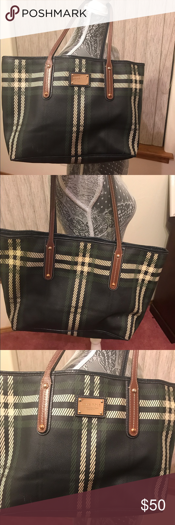Bean Pole Bag Classic Handbag Very Ious And Large To Hold A Lot