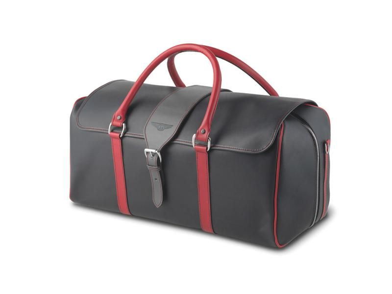 Weekender Leather Bag | Luggage | Luxury Gifts | Bentley ...