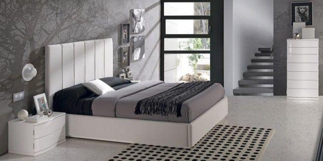 Decorar dormitorios en blanco y gris Blog decoracion, Gris y El