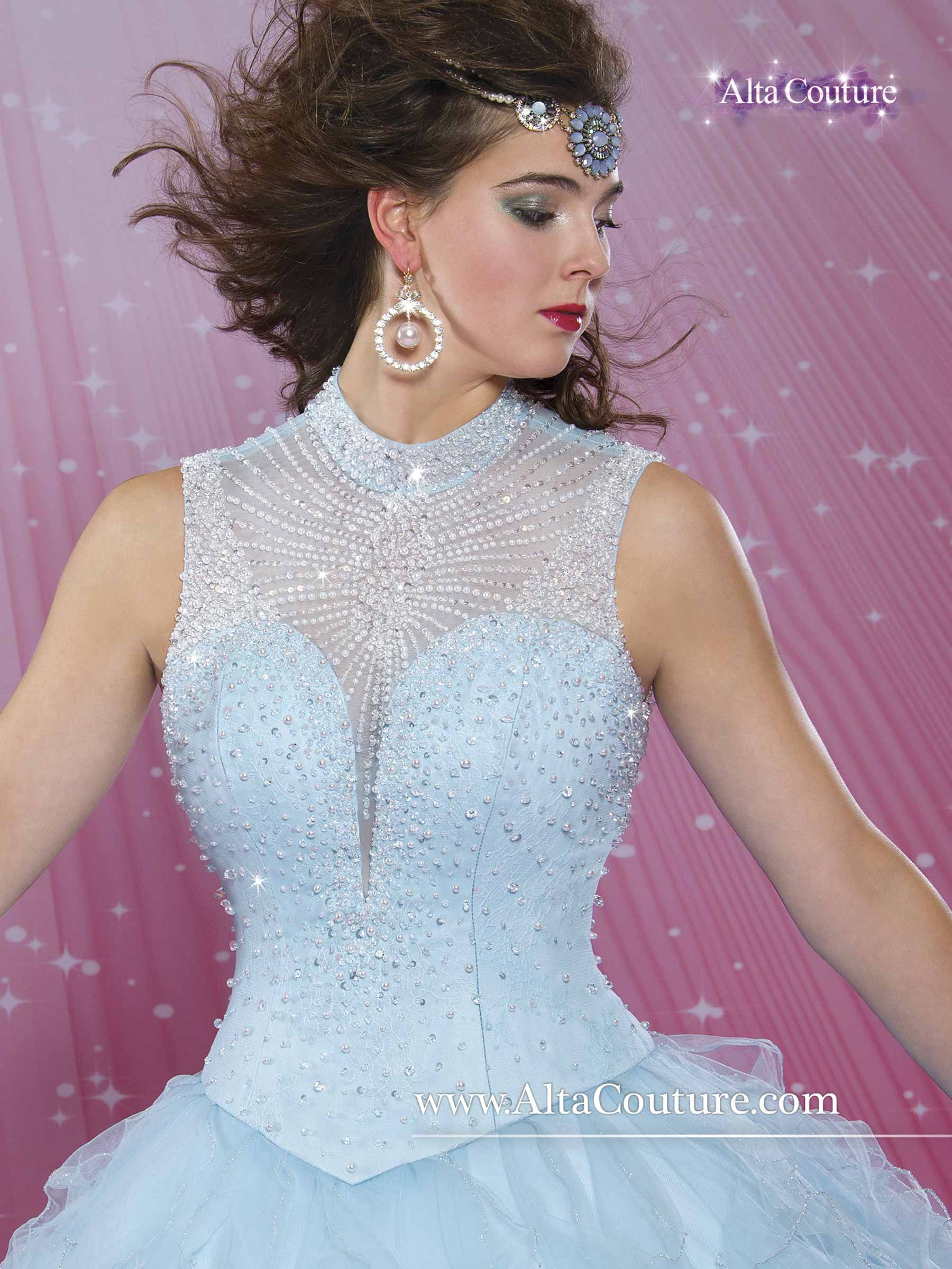 Quinceanera alta couture style 4t156 by mary 39 s bridal for Alta couture
