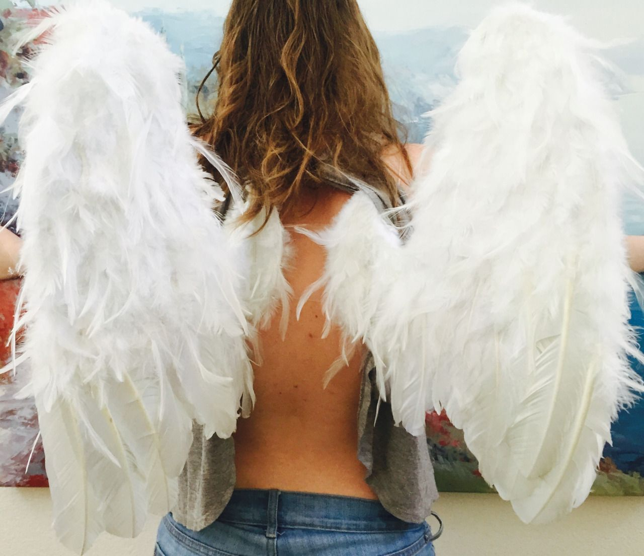Cosplay wings tutorial angel tutorials and angel wings cosplay wings tutorial cosplay wingscostume wingsdiy solutioingenieria Images