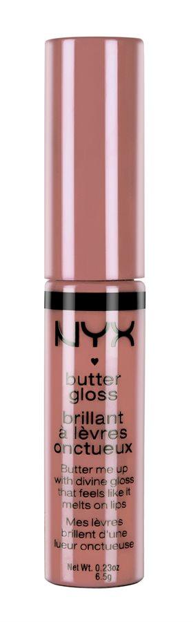 NYX Butter Gloss Tiramisu 8ml BLG07