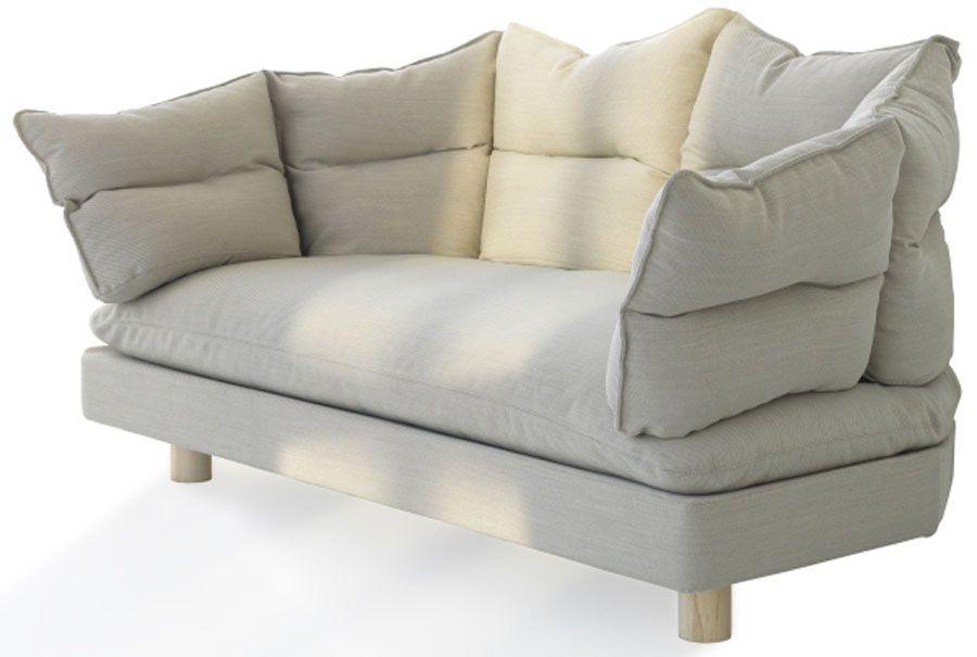 Awe Inspiring Enveloppe Sofa By Designer Inga Sempe For The Home Sofa Pabps2019 Chair Design Images Pabps2019Com