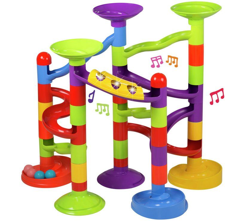 Buy Chad Valley Mega Ball Run Construction Toys Argos Gift