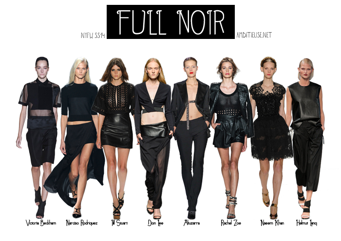 Ambitieuse: fashion | nyfw ss14 trend report