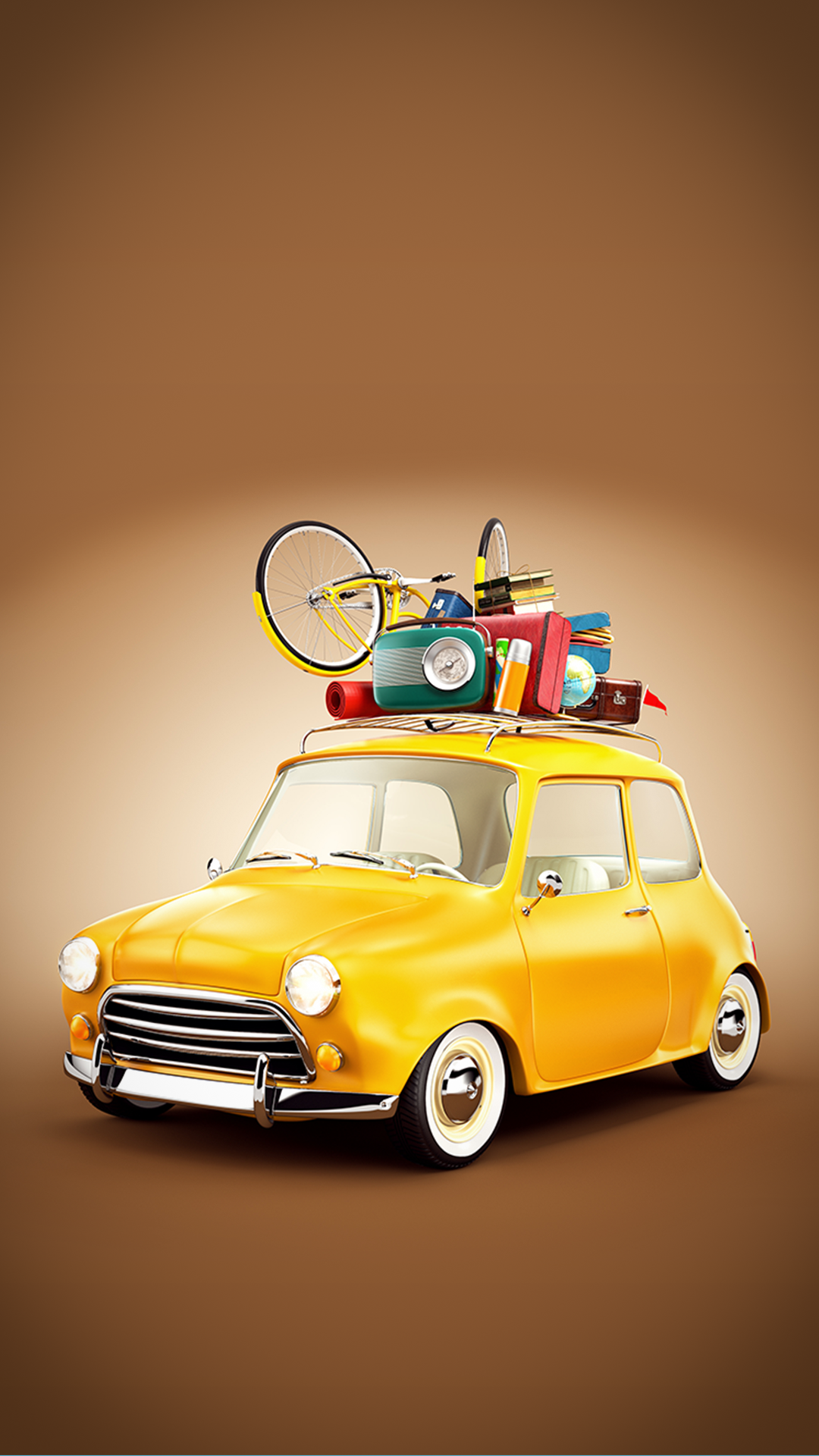 ↑↑tap and get the free app! art creative car travel vacation
