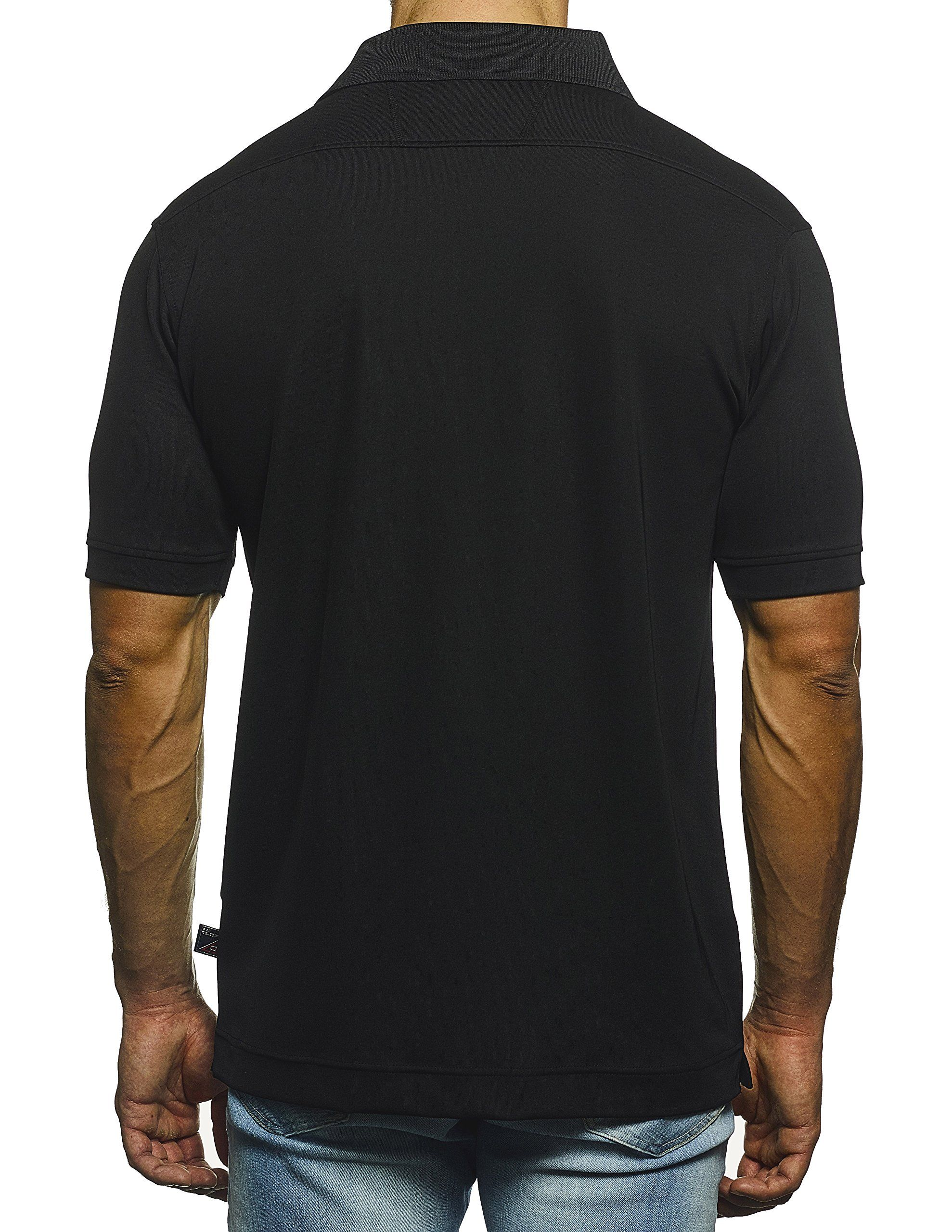 e2473eb6cc2e Golf Clothing *** Pro Celebrity Mens Champion Golf Shirt Black Small ** You  can obtain extra information at the photo link. (This is an affiliate link).