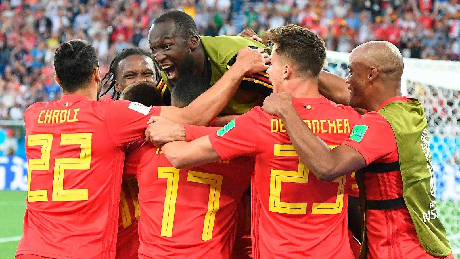 Belgien macht gegen England den Gruppensieg klar Fußball