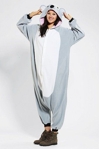 koala costume from urban outfitters ha