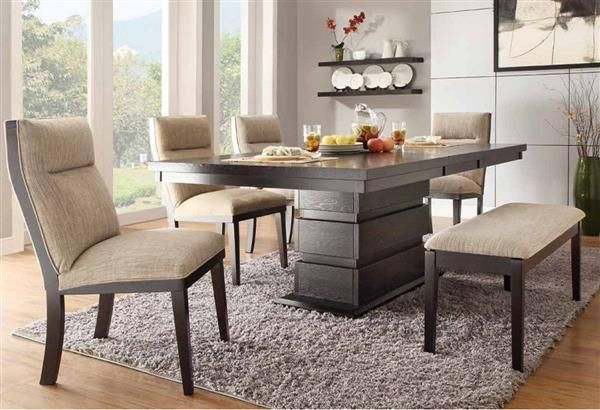 25++ Round espresso dining table home elegance Various Types