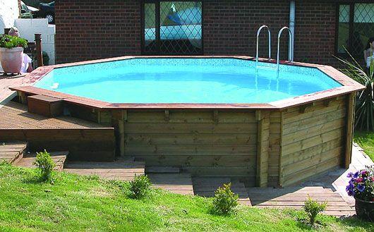 holzpool-octo2jpg (530×329) Swimming pools Pinterest