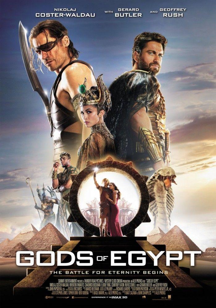 Deuses Do Egito Gods Of Egypt Deuses Do Egito Filme Filmes