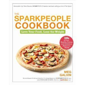 Order 'The SparkPeople Cookbook' Today! | SparkPeople