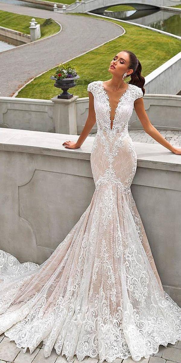 Brilliant Crystal Design Wedding Dresses See More Https Weddingdressesguide