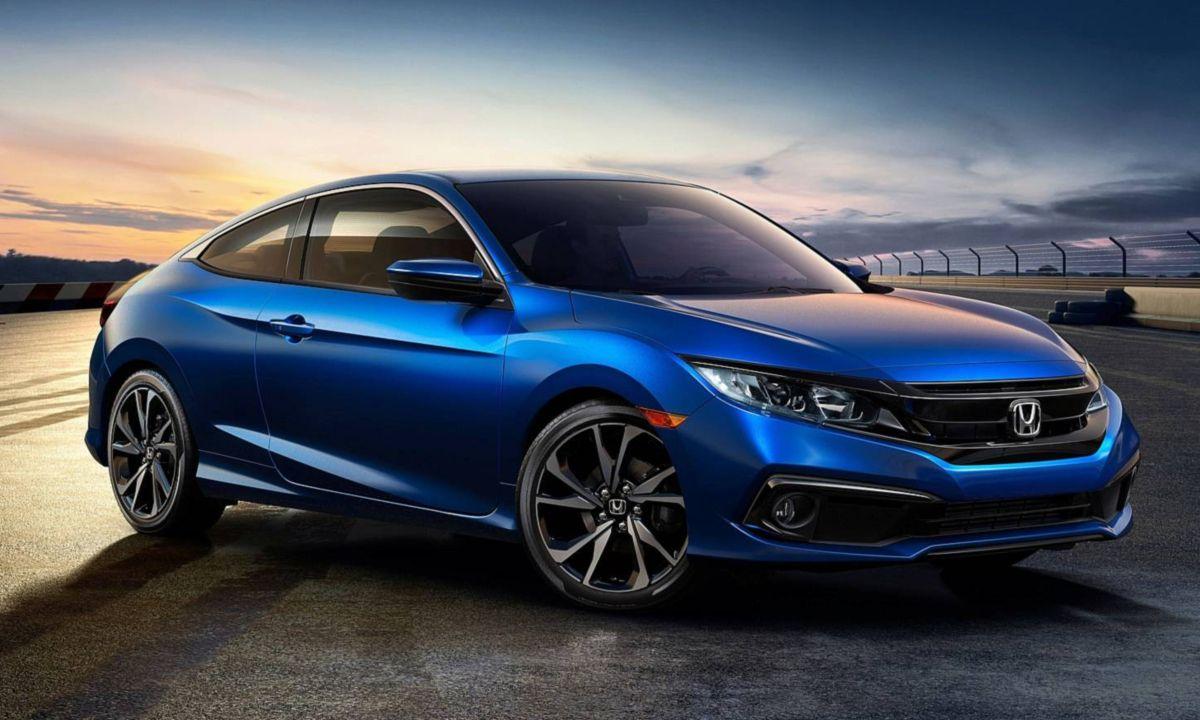2019 Honda Civic Brings Updated Styling New Sport Trim Http Www Autotribute Com 49167 2019 Honda Civic Bring Honda Civic Coupe Civic Coupe Honda Civic Sport