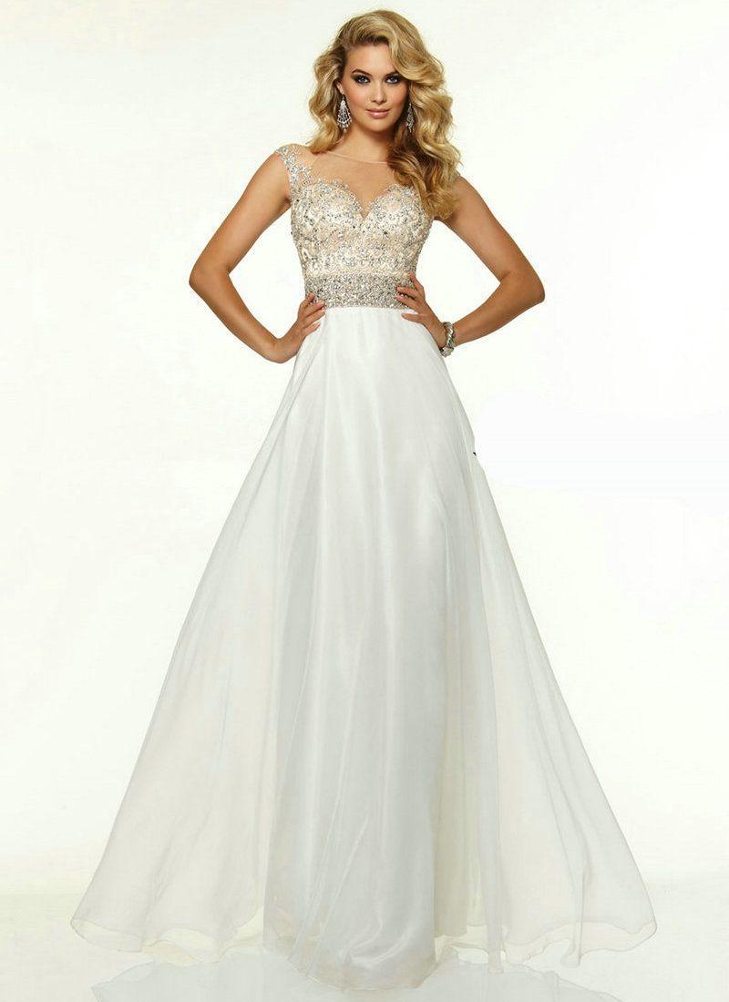 4bccf8144 vestidos sencillos largos blancos - Buscar con Google
