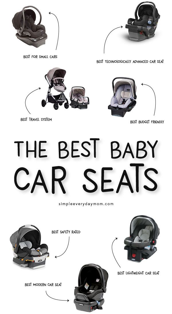 7 Top Rated Infant Car Seats For Your Family\'s Lifestyle In 2018 ...