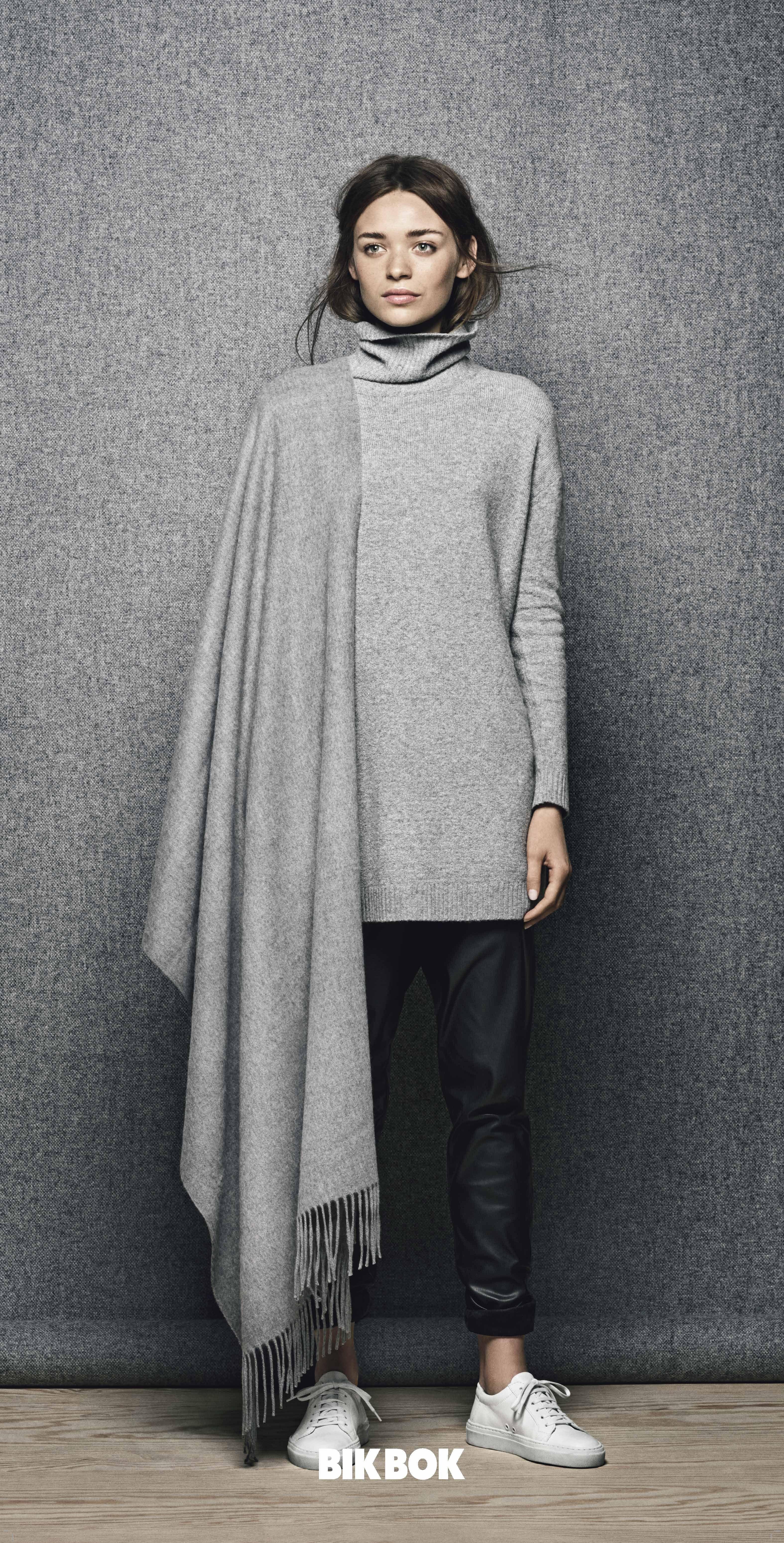 Bik Bok Fall knits 2015 www.bikbok.com  Photo: Trine Hisdal Ad: Karen Hetland & Helene Stålem Sørensen