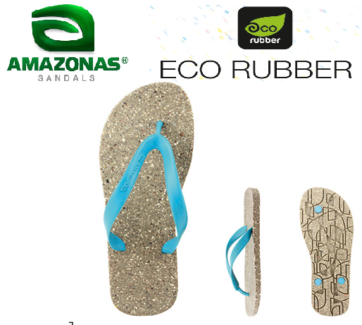 7d65625104bc Amazonas Sandals Men s Eco-Rubber   made using recycled rubber ...