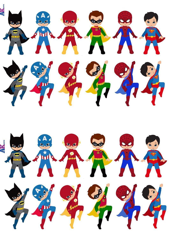 Party Pack – 36 x Super Hero Squad Superhelden Mix Esspapier Cup ...