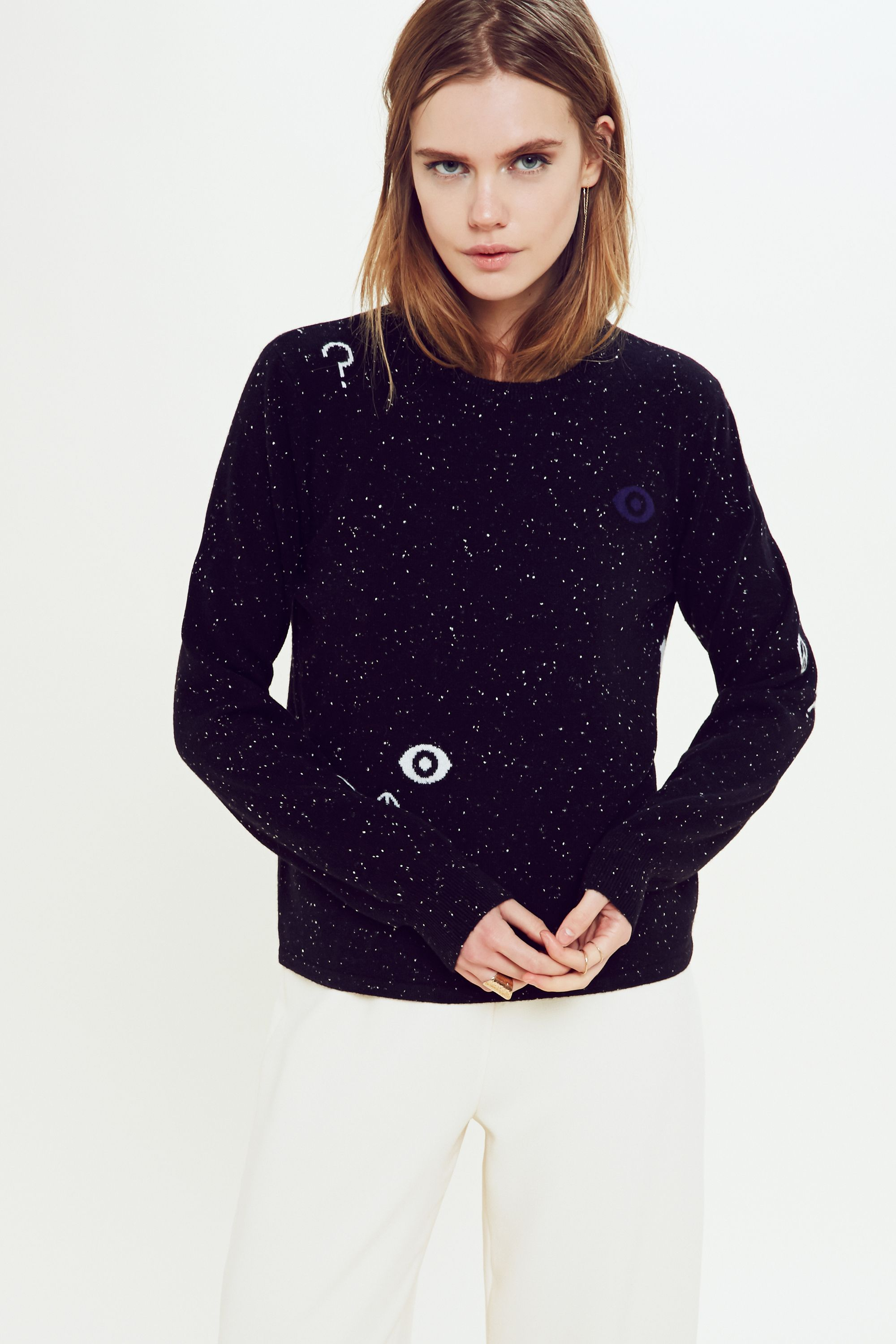 Elemental cashmere sweater | VEDA Fall 2015 Collection | VEDA FALL ...