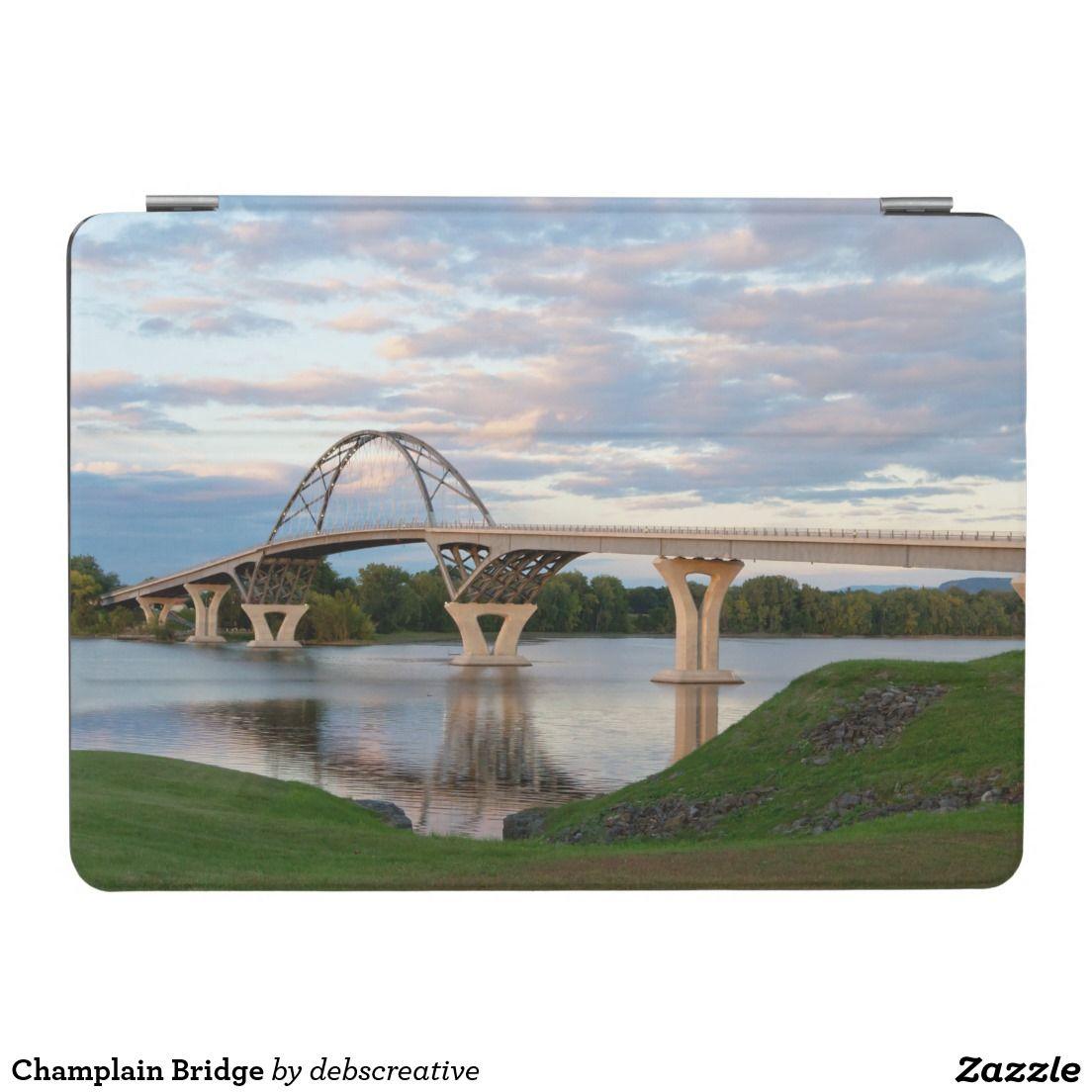 Champlain Bridge iPad Air Cover