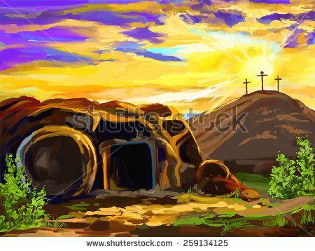 Photo of Jesus Tomb Images, Stock Photos & Vectors