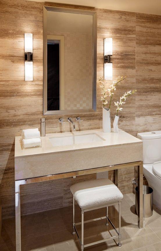 25 Amazing Bathroom Light Ideas   Best bathroom lighting ... on Height Of Bathroom Sconce Lights id=30401