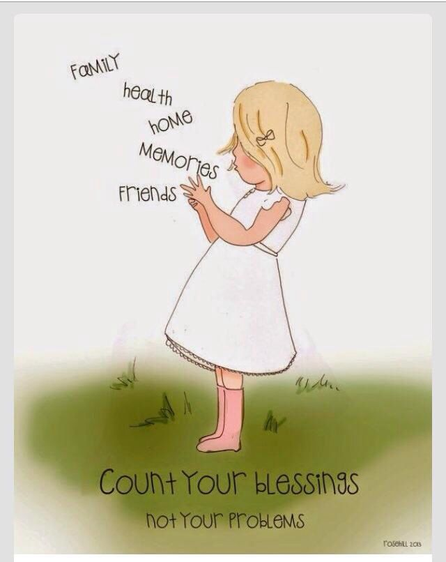 Image result for counting blessings inspirational quote